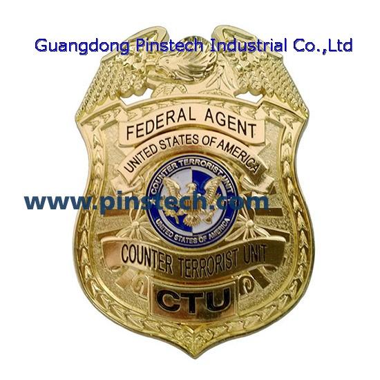 Ctu Badge