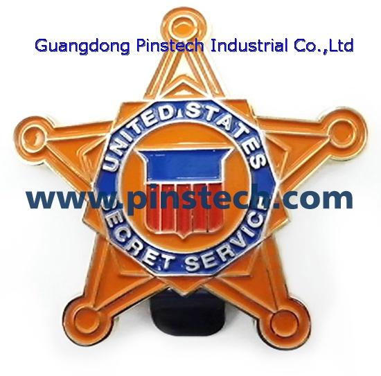 usss united states secret service badge